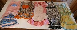 Girl's Lot Size 7-8 Ann Loren. Jelly The Pug, Emily Rose Outfits