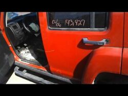Driver Rear Side Door Without Child Safety Locks Fits 06-07 Hummer H3 14640987