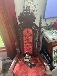 Home And Furniture/king And Queen Chairs