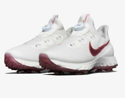 Nike Air Zoom Infinity Tour Boaw Wide Menand039s Golf Shoes Fusion Red Cv0756-132
