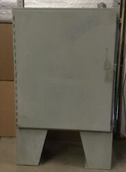 B-line Large Standing Metal Electrical Enclosure Box Type 12and13 36x30x12