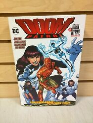 Doom Patrol By John Byrne The Complete Series Hardcover Hc - Pre-owned