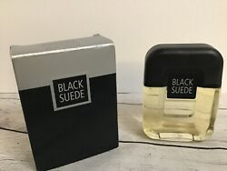 Avon Black Suede After Shave Lotion 3. 4 Oz. New In Box