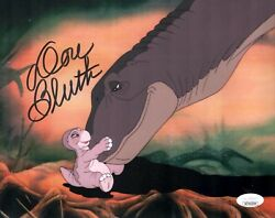 Don Bluth Signed The Land Before Time 8x10 Photo Autograph Jsa Coa Cert