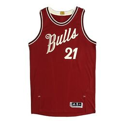 Adidas 2015 Jimmy Butler Chicago Bulls Christmas Game Au Authentic Jersey 2015