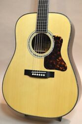 Headway Hd-dlx Acoustic Guitar Made In Japan 2008