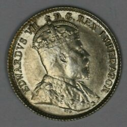 Canada 1905 5 Cents Unc A2717