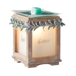 Better Homes Gardens Full Size Wax Warmer Scentsy Farmhouse Botanical