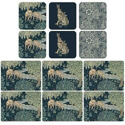2 Sets Official Licensed Pimpernel Wightwick Stag Deer Placemats 12 And Coasters