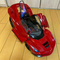1/8 Scale Hachette Weekly Finished Product To Make La Ferrari Machines Model
