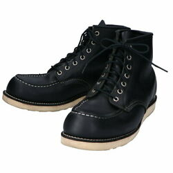 Red Wing 8179 Irish Setter Inches Chrome Leather Classic Mock Toe Boots No.8508