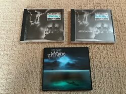 Blue Oyster Cult Imaginos Cd Dadc+ Boc Astronomy Single - Stephen King Rare Oop