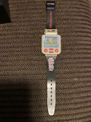 Vintage Rare 1991 Nintendo Nelsonic Super Mario World Video Game And Watch Zeon