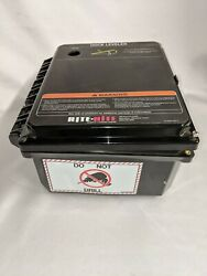 Rite Hite Dock Leveler Control Box For Parts Missing Pieces