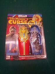 The Mummy's Curse Vintage Toys N' Things Glowing Figure Htf 1980 Coffin