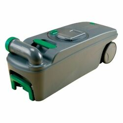 Thetford Portable Waste Holding Tank - 2 Wheels With Tow Handle In White 32327
