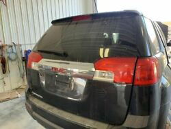 No Shipping Trunk/hatch/tailgate Sle-1 Without Power Liftgate Fits 10-17 Terra