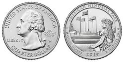 One 1 2019 West Point American Memorial Park America The Beautiful Quarter
