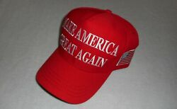 Original Official President Donald Trump 2020 Maga Hat - New With Tag -