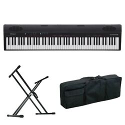 S22564 Roland Go-88 Go Piano88 Entry Keyboard Piano 88 X-type Stand With Case