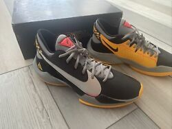 Nike Zoom Freak 2 Taxi Black Silver Ck5424-006 Menand039s Size 14