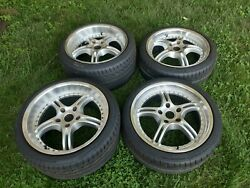Royal Porsche 911 996 Turbo 19 Wheels Rims Made In Germany