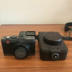 [open Box Unused] Leica D-lux6 G-star Raw Edition Limited Model W/special Case