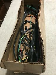 1967 Corvette Only Nos Generator And Forward Lamp Wiring Harness 6292088 Oem