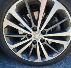 Genuine Vauxhall Insignia Alloy Wheels And Tyres From A 2018 Estate Good Tyresandnbspandnbsp