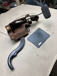 Chevrolet Corvair Brake Pedal Bracket Emergency Lever Auto Pedal Assembly Used