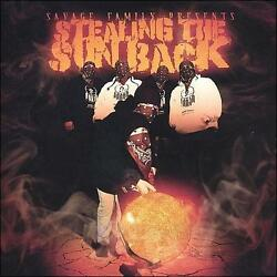 Stealing The Sun Back [audio Cd] Savage Hg Family