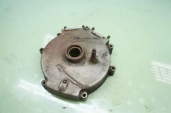 Early Indian Engine Case Steel Left Side Chief Scout 2477