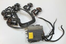 586724 5004501 Evinrude 2001 Ficht Emm Ecu And Injectors 225 Hp 1 Year Wty
