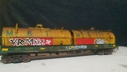 Ho Coil Car Intermountain Mkt Atheran Rh Atlas Walthers Exactrail Weathered