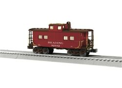 ✅lionel Reading Northeastern Caboose 6-83357 For Diesel Steam Engine O Scale