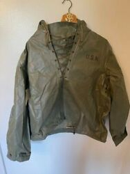 Usnandnbsp Anorak Wwii Pullover Foul Weather Parka