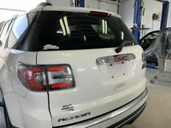 No Shipping Trunk/hatch/tailgate Vin J 11th Digit Limited Fits 13-17 Acadia 61