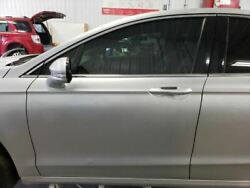 No Shipping Driver Left Front Door Without Acoustic Glass Fits 13-19 Fusion 62
