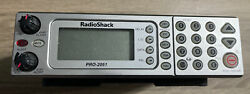 Radio Shack Pro-2051 Triple Trunking Scanner / Police Fire Rescue Aviation