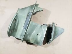 1960and039s 1970and039s Evinrude Johnson 20 Hp Gearcase Housing 0381972 / 381972