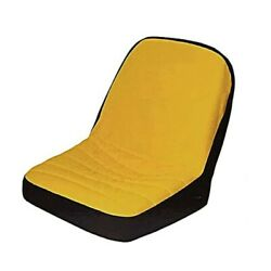 Seat Cover Large Lp92334 Fits John Deere Mower And Gator Seats Up To 18 High