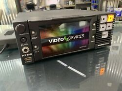 Sound Devices Pix 250i Ssd Video Recorder W/2x Disk Sleds