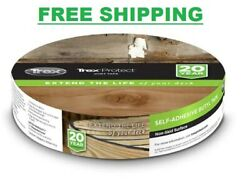 Trex Protect Trex Protect 1-5/8 In. X 50 Ft. Joist Tape Self-adhesive Butyl Tape