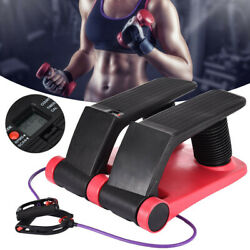 Aerobic Fitness Step Air Stair Climber Stepper Exercise Machine Equipment Indoor