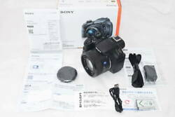 Sony Dsc-hx400v Cybershot Optical 50x Zoom Lens This One Video And Photo 1-year