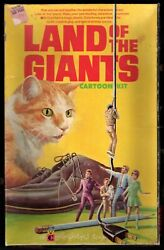 Vintage 1968 Land Of The Giants Cartoon Kit - Colorforms Kit In Box