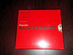 Siouxsie Sioux - Mantaray Rare Deluxe Limited Edition Cd With Poster And Cards