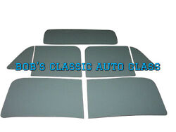 1948 - 1960 Willys Truck Windows Classic Vintage Auto Glass New Pickup Hot Rod