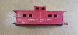 American Flyer S Scale Caboose Shell 938