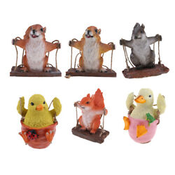 Large Resin Ornaments Animal Ornament Garden Outdoor Indoor Decor Gift